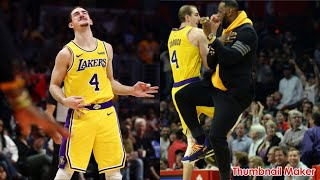 Alex Caruso epic (DUNKING Compilation) HD