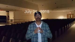 JWAS GOSPEL STAGE MUSIC 2018