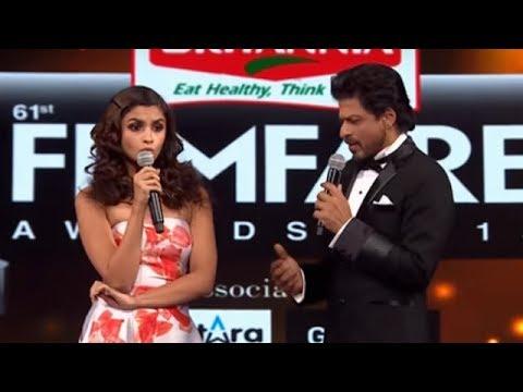 63rd jio filmfare awards 2018 | SRK, Aamir, Deepika hilarious moments must watch