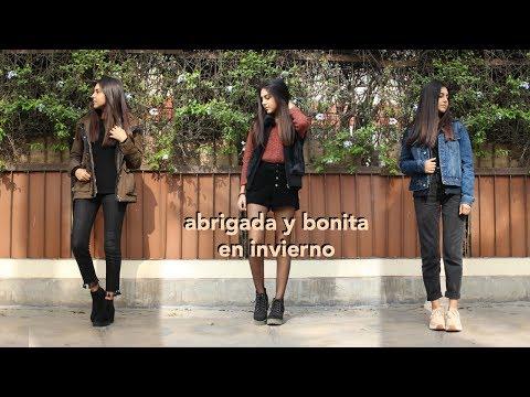 LOOKS DE INVIERNO // Vístete en capas!   Luciana Wk