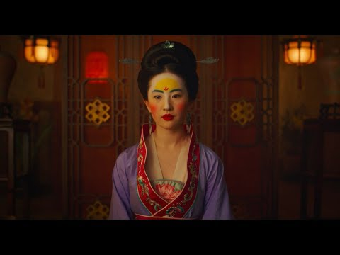 花木蘭 (Mulan)電影預告