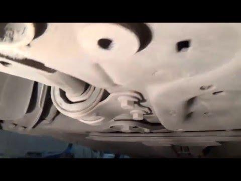 Ford Focus 2  Осмотр ходовой на сервисе