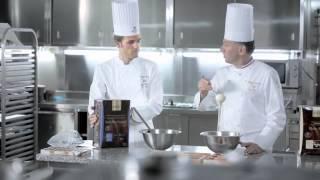 Schokoladen-Dekorationen von Philippe Bertrand und Martin MOF Diez (Cacao Barry)