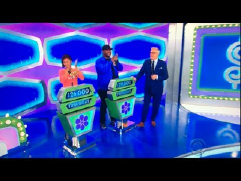 The Price is Right - Showcase Results -...