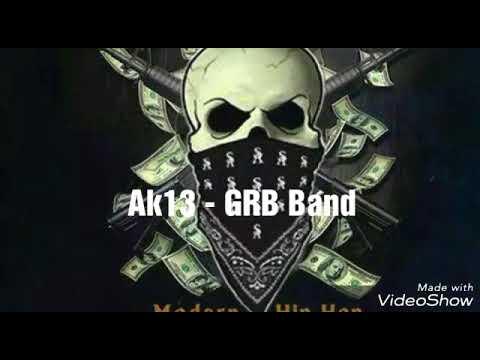 Modern HipHop - GRB Band (ft - AK13) Afghan Rap