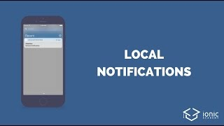 Learn to use Local Notifications for your Ionic app! Join my specia...