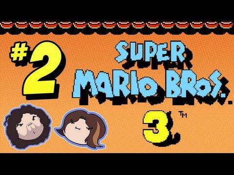 Super Mario Bros. 3: Mushroom Flower Flower - PART 2 - Game Grumps