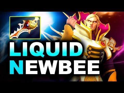 LIQUID vs NEWBEE - INSANE TI LVL GAME!!! - MDL MACAU 2019 DOTA 2 thumbnail