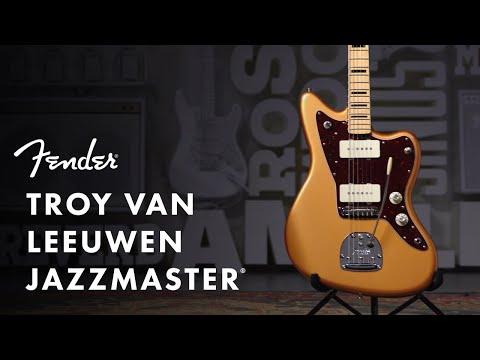 Troy Van Leeuwen Jazzmaster | Artist Signature Series | Fender