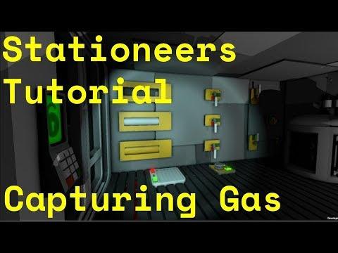 Stationeers Tutorial: Capturing Gas