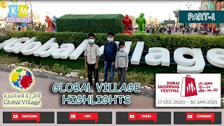 #DSF, GLOBAL VILLAGE HIGHLIGHTS DSF 20-21
