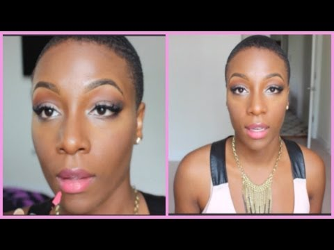 Get Ready With Me ~ Natural Glam Look thumbnail