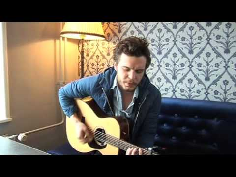 The Tallest Man On Earth - The Wild Hunt (Live) - YouTube