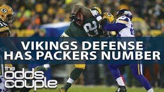 Green Bay Packers vs Minnesota Vikings NFL Week 2 Odds Breakdown