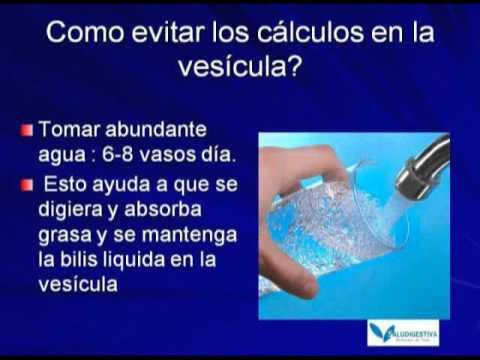 12 como evitar los c lculos en la ves cula biliar youtube - Como evitar humedades en las paredes ...