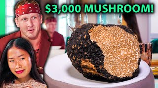 Asia's ALIEN MUSHROOM Species!!! From Farm to Fine Dining!!