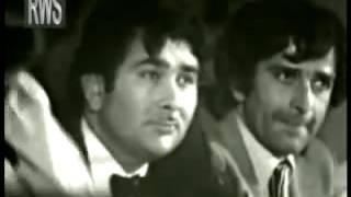 Lata Mangeshkar Mukesh Live Kabhi kabhi