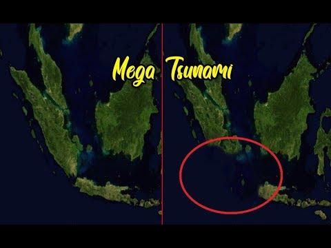 Setelah Tsunami Banten, Ini Prediksi Mega Tsunami dari BMKG dan Gempa Besar Padang?