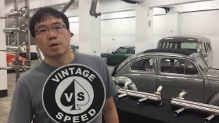 Octo Vw Bug Sport Or Super Flow Vintage Speed