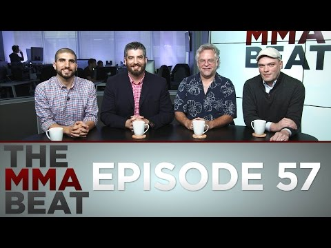 The MMA Beat - Episode 57