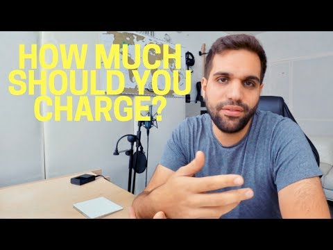 HOW MUCH SHOULD YOU CHARGE AS A DJ / PRODUCER PER GIG OR TRACK