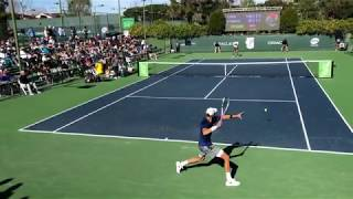 Taylor Fritz / Brayden Schnur - Newport Beach, CA Challenger Finals (4k 60fps) 2019