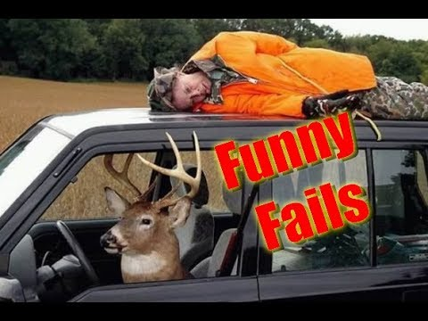 Funniest Hunting Fails Ever!