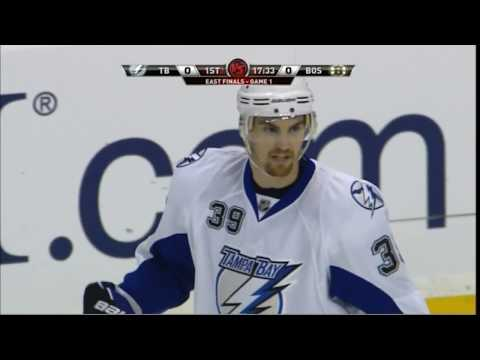 Tampa Bay Lightning @ Boston Bruins | Game 1 | Eastern Conference Finals | 2011