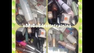 A Year Of Beauty Empties 2013  - Yep, For Reals! Thumbnail