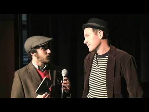 Author Rick Moody Interview