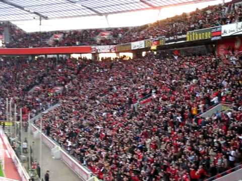 goal for Bayer Leverkusen against Bayern Munich