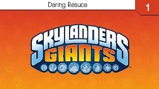 Skylanders: Giants 3DS - Daring Resuce