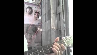 Guitar thương nhớ người dưng
