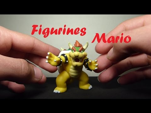 ASMR-FR Figurines Mario