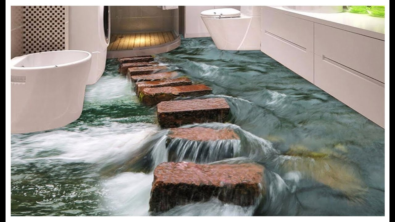 Latest 3D Flooring Designs - Home Interior Design Best ...