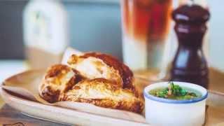 Beef Empanadas with Chimichurri - Goodman Fielder Food Service