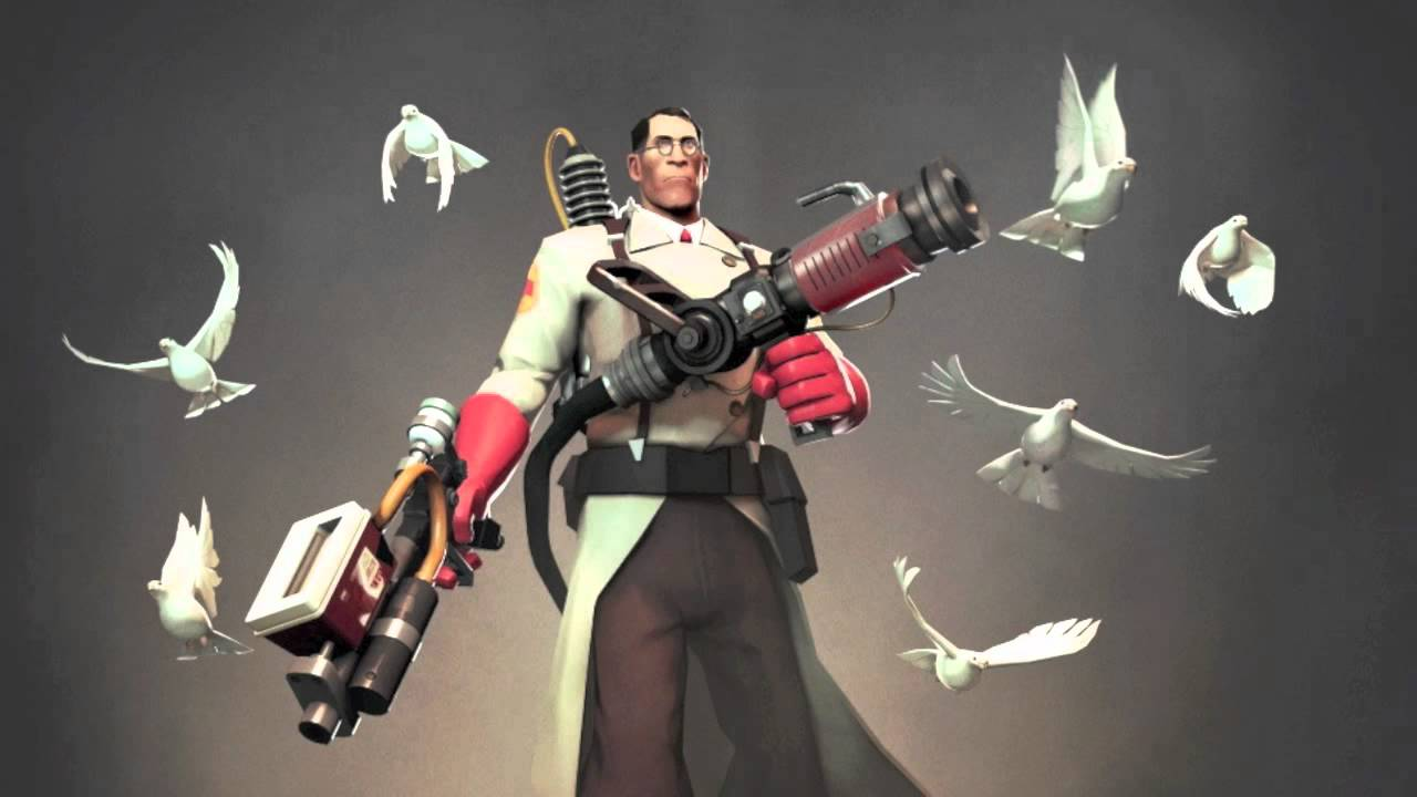 tf2 meet the medic mp3