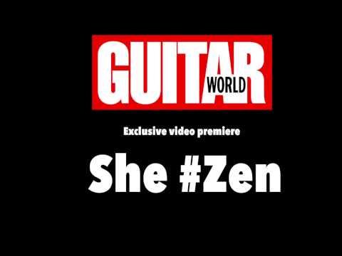 My GUITAR WORLD MAGAZINE video premiere!