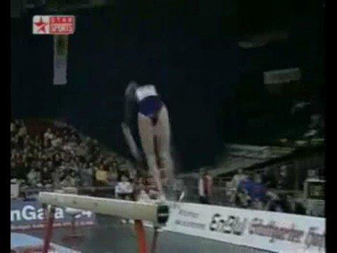 A Guide To Named Bars & Beam Dismounts - FloGymnastics