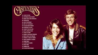 Top 35 Greatest Hits Of The Carpenters - The Carpenter Greatest Hits Full Album 2018