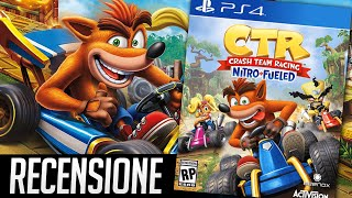 Crash Team Racing Nitro-Fueled: Recensione del Remake di CTR!