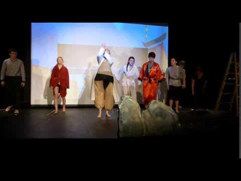 ConVal High School AP German Play 2014