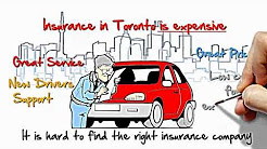 Cheap Toronto Ontario GTA Car Insurance New and Old Drivers
