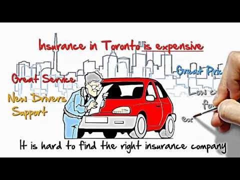 Cheap Toronto Ontario GTA Car Insurance New and Old Drivers