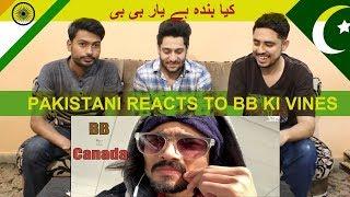 Baixar Pakistani Reacts to BB Ki Vines (Vlog #5)- | BB in Canada | Bhuvan Bam Safar