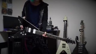 VAMPS  - GET AWAY Guitar Cover by uki