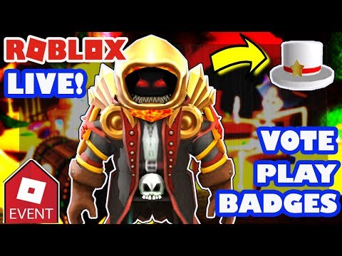 """🔴 ROBLOX LIVE 