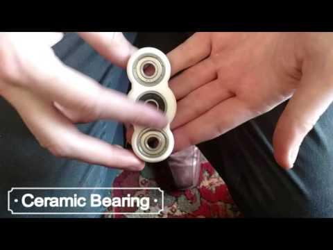 Triple Spinner Fidget Demo