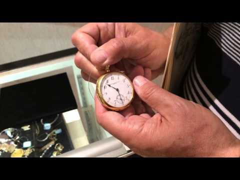 Appraising Antique Watches