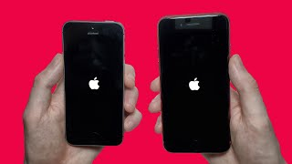 iPhone SE (2016) vs iPhone SE (2020) Speed Test, Speakers, Battery & Cameras!